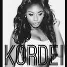 "«Normani Kordei ""Kordei Designs""» de Moonlight Ali"