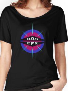 DAS EFX retro 90s logo tee Women's Relaxed Fit T-Shirt