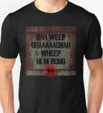 "Transformers - ""Bah Weep!"" Unisex T-Shirt"
