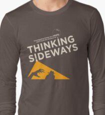 TSP logo for dark shirts Long Sleeve T-Shirt