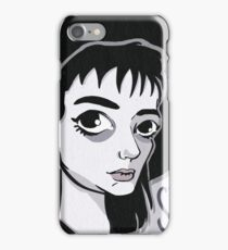 lydia deetz iPhone Case/Skin