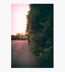 Golden Hour II Photographic Print