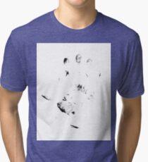 Handprint  Tri-blend T-Shirt