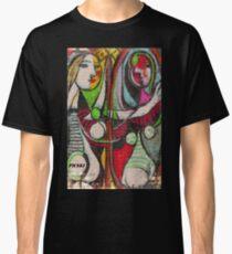 picasso graffiti # 4 Classic T-Shirt