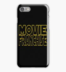 Movie Franchise iPhone Case/Skin