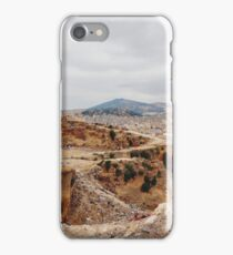 Three Birds Over Landfill in Morocco iPhone Case/Skin