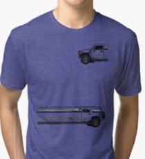 hummer, funny hummer Tri-blend T-Shirt