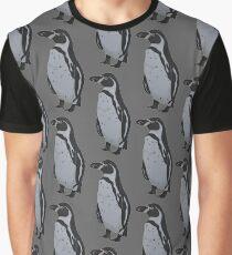 Humbolt penguin Graphic T-Shirt