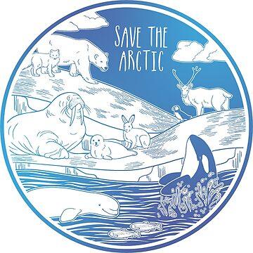 ¡Salva el Artico! de Chikagi