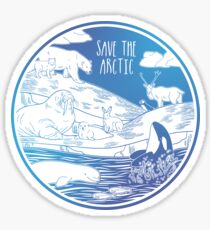 Save the Arctic! Sticker