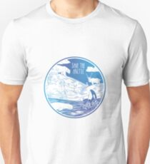 Save the Arctic! Unisex T-Shirt