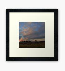 Moors Framed Print