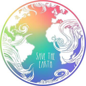 ¡Salva la tierra! de Chikagi