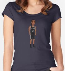 Kawhi Women's Fitted Scoop T-Shirt