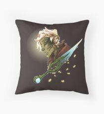 A new experience, then. Throw Pillow