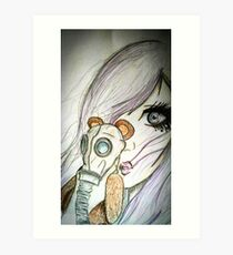 Kerli and Iloo Art Print