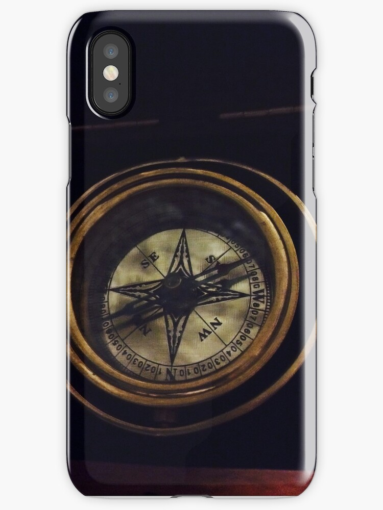 how does iphone compass work quot compass original quot iphone cases amp skins by phanisrl 17028
