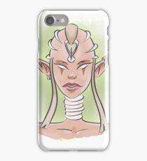 Ancient Elf iPhone Case/Skin