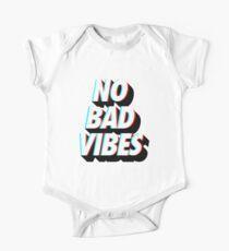 No Bad Vibes Kids Clothes