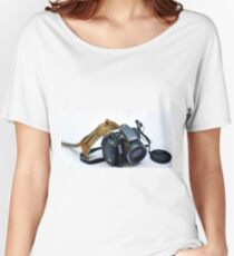 The Kodak Guy Women's Relaxed Fit T-Shirt