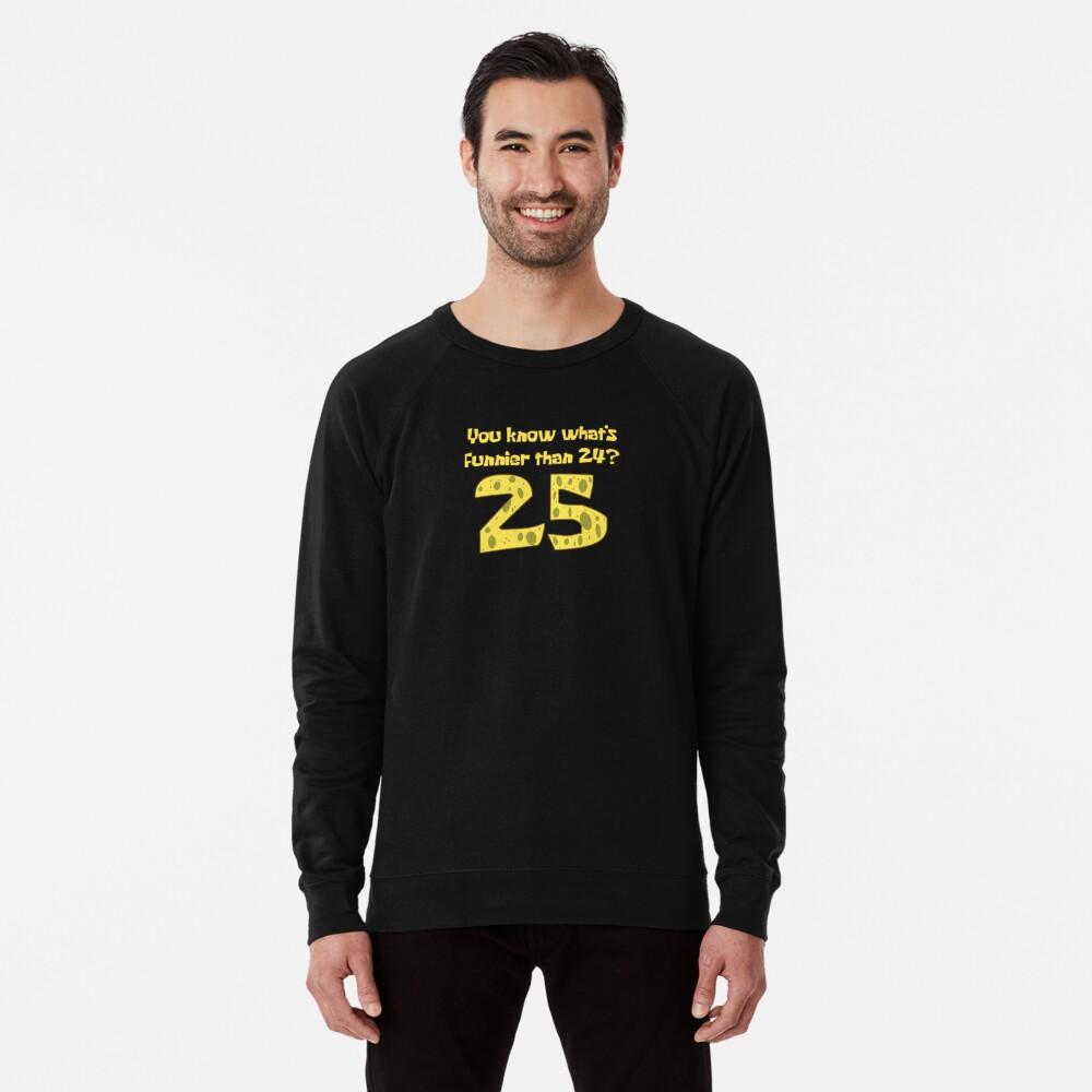 25 - Spongebob Leichter Pullover