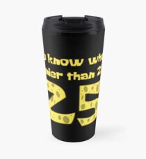 25 - Spongebob Travel Mug