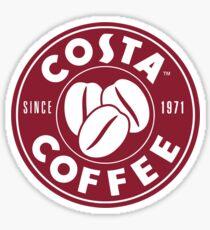 Pegatina Costa Coffee