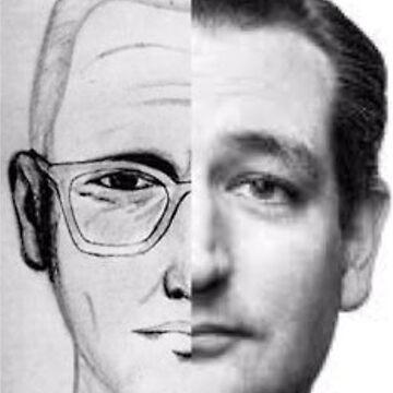Ted Cruz is the Zodiac Killer by AcaJ