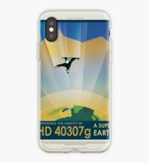 Weltraumtourismus der NASA - HD 40307g iPhone-Hülle & Cover
