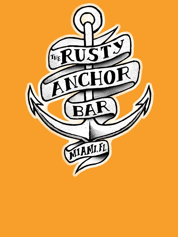 The Rusty Anchor Bar by kevko76