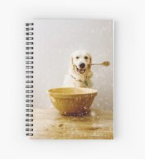 Cooking with Chester Spiral Notebook