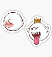 king boo stickers redbubble