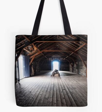 Stable Loft Tote Bag