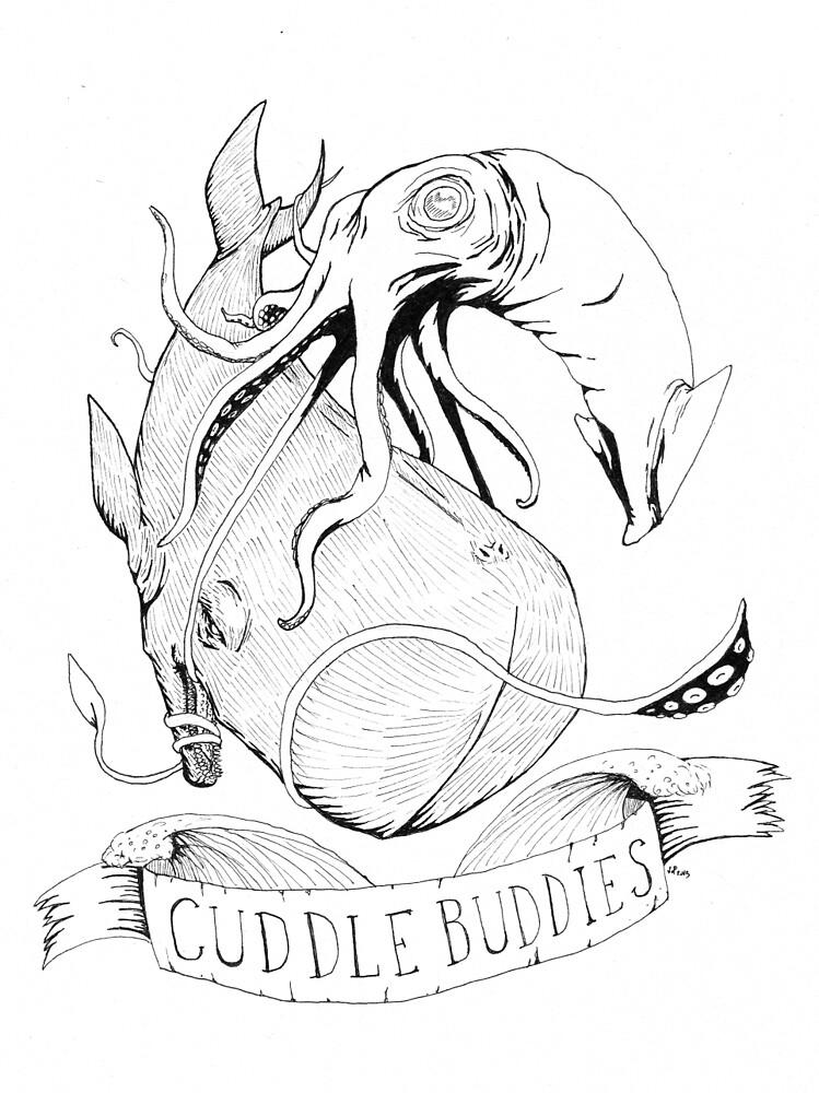 Cuddle Buddies by JoeyProsser