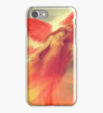 The Expulsion from Paradise by the Red Angel iPhone Case/Skin