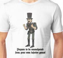 Rick and Morty – Abradolf Lincler Unisex T-Shirt