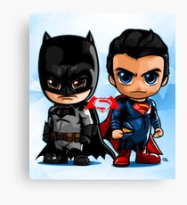 LIL HEROES Canvas Print