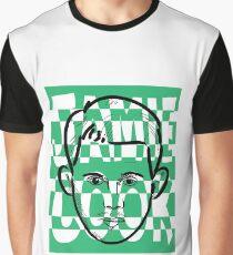 Jamie Cook Graphic T-Shirt
