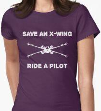 Saving aircraft one pilot at a time T-Shirt