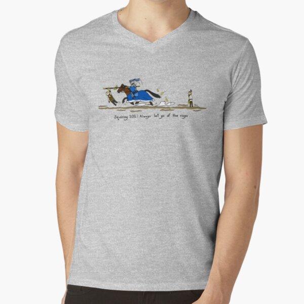 Squiring 101 V-Neck T-Shirt