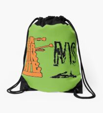 Exterminate!... MS Drawstring Bag