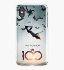 The 100 Season 1 Poster  iPhone Case