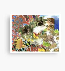Once Upon A Knight Canvas Print