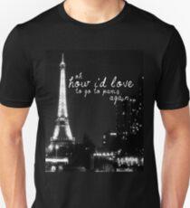 Paris- The 1975 T-Shirt