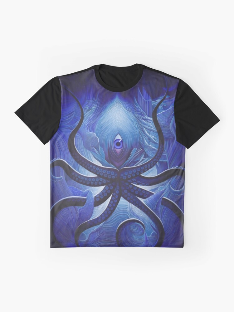 Alternate view of Cycloptopus Graphic T-Shirt