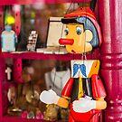 Pinocchio is Waiting by Adam Calaitzis