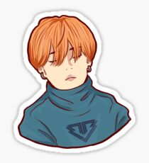 G-Dragon (Let's Not Fall In Love) Sticker