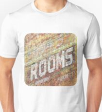 Rooms  Unisex T-Shirt