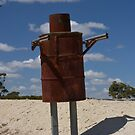 Ned Kelly by adbetron