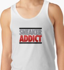 Sneaker Addict - Speckled 2 Tank Top